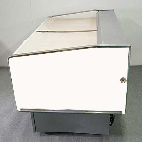 冷凍オープンケース W1800◆サイド