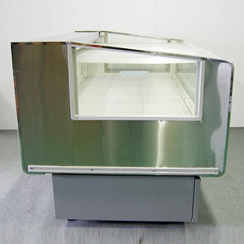 冷蔵オープンケース W1500◆サイド