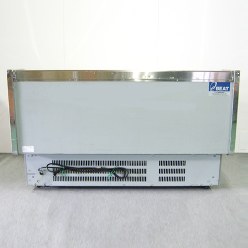 冷蔵オープンケース W1800◆バック