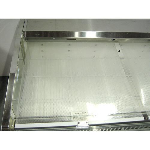冷蔵オープンケース W1800◆ナイトカバー